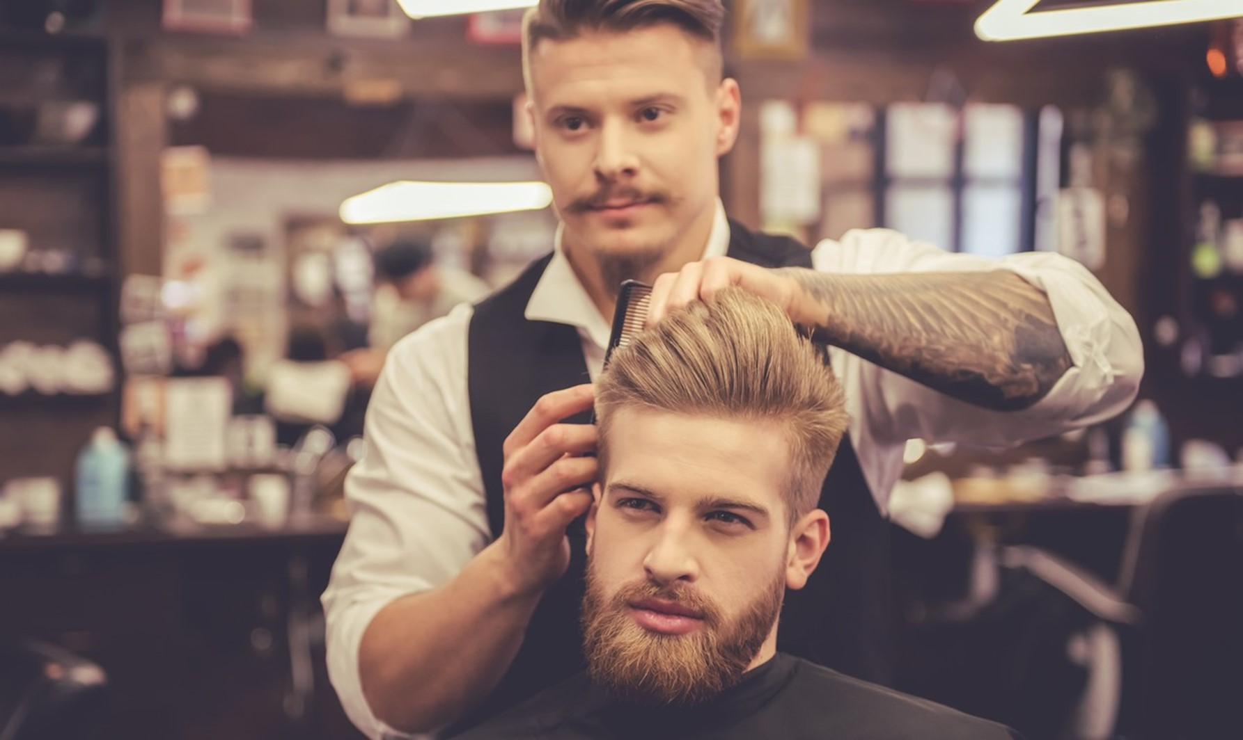 Talk to your barber - Our new blog section