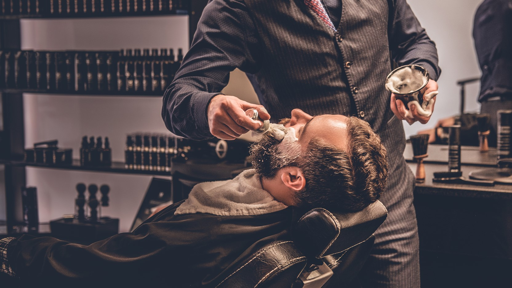 Looking for barbers for your office ?